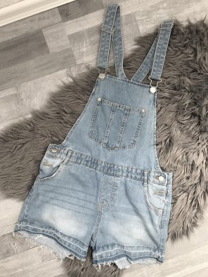 Pull & Bear Dungarees multicolored