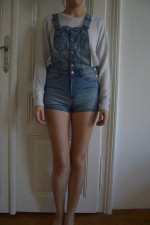 H&M Divided Jeans met bovenstuk korenblauw Katoen