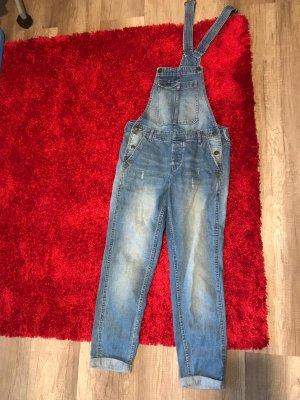 H&M Jeans met bovenstuk blauw