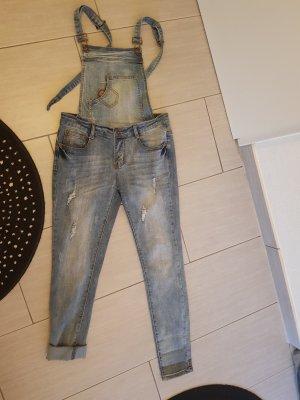 latzhose jeans gr.38/M w.neu