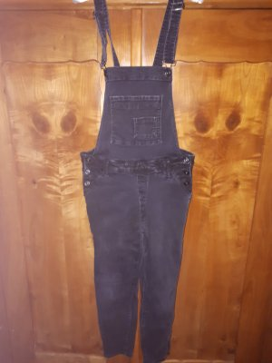 Marc O'Polo Dungarees black mixture fibre
