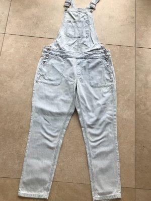 Tommy Jeans Bib Denim azure