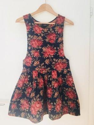 Asos Petite Robe courte rose-bleu foncé