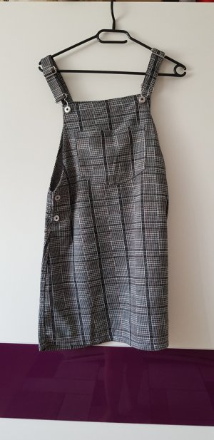H&M Pinafore Overall Skirt grey