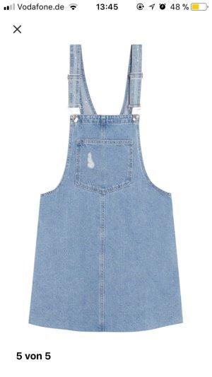 Pull & Bear Jeansjurk veelkleurig