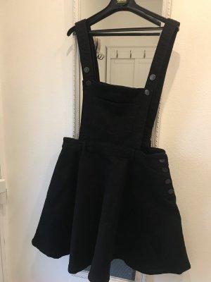 Hell Bunny Jeansjurk zwart