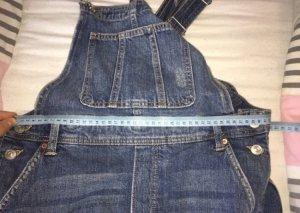 Latzshorts (Jeans, Gr. 42)