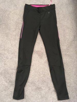 Laufhose H&M Pink/Schwarz Gr. XS