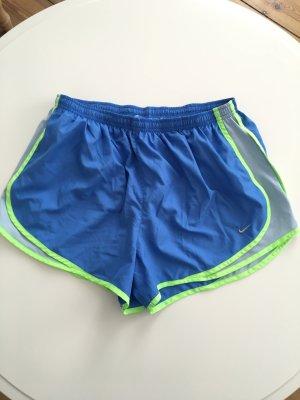 Laufhose kurze Sporthose von NIKE Dri-Fit Grösse XL blau