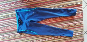 Nike pantalonera azul tejido mezclado
