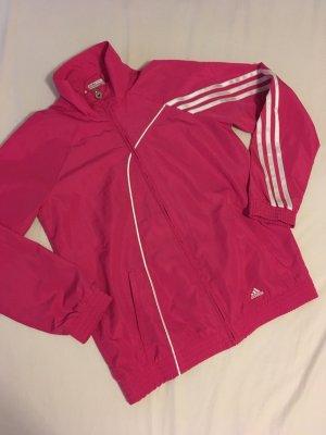 Adidas Veste de sport rose