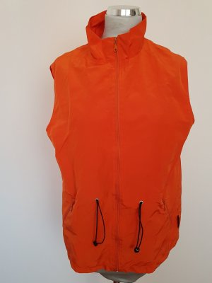 Trigema Veste de sport orange