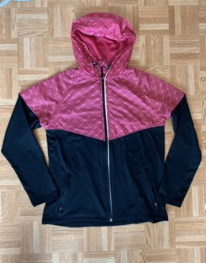 Sports Jacket black-magenta