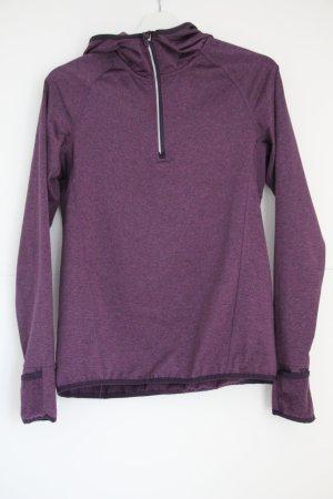 Tchibo / TCM Camicia con cappuccio lilla