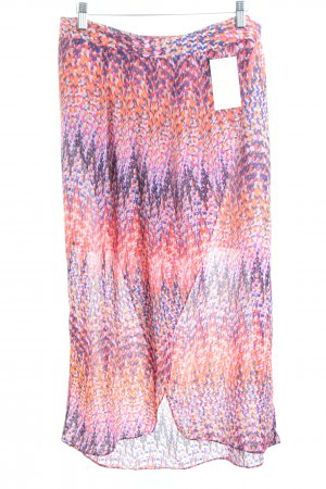 Laundry by Shelli Segal Wickelrock abstraktes Muster Beach-Look