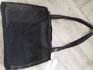 Laura Biagiotti Strandtasche, schwarz