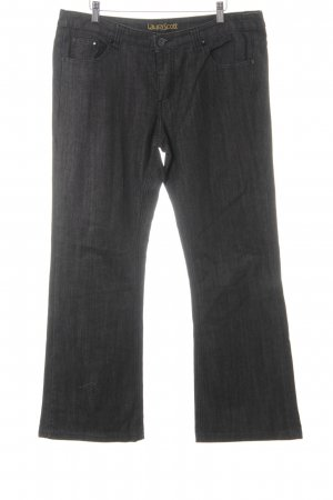 Laura Scott 7/8-Hose dunkelgrau Casual-Look
