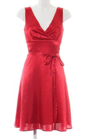 Laura Scott Abendkleid rot Casual-Look
