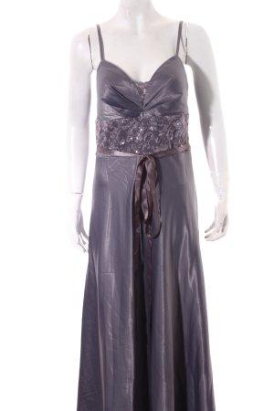 Laura Scott Abendkleid blasslila-graulila Elegant