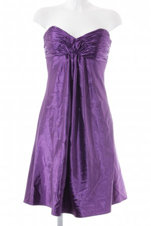 Laura Scott Abendkleid lila Elegant
