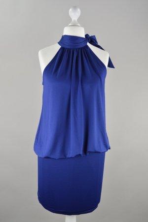 Laura Scott Abendkleid neu mit Etikett blau Größe 40