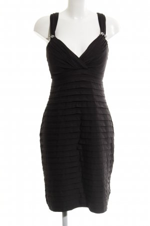 Laura Scott Avondjurk zwart elegant