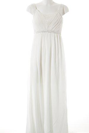 Laura Scott Abendkleid weiß Elegant