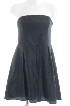 Laura Scott Bandeaujurk zwart elegant