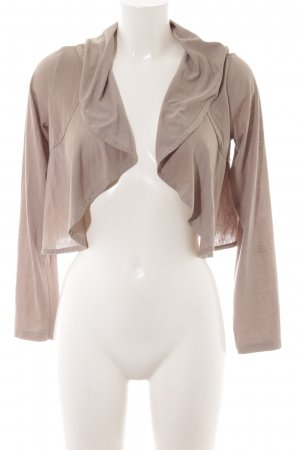 Laura Scott Bolero beige Casual-Look