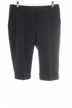 Laura Scott Caprihose schwarz Business-Look