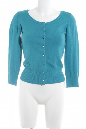 Laura Scott Cardigan türkis Casual-Look