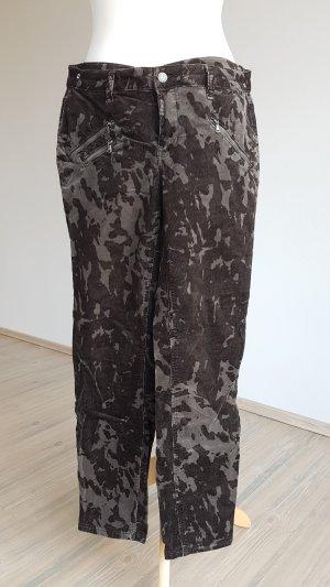 Laura Scott Corduroy Trousers multicolored