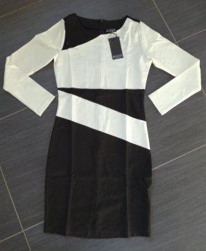 Laura Scott Etuikleid / Abendkleid, kurz, schwarz, Gr. 36, NEU mit Etikett