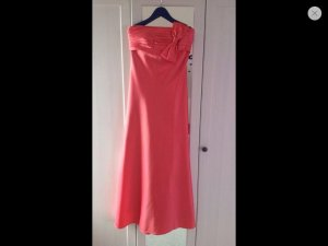Laura Scott Evening Abschlussball Kleid. 34