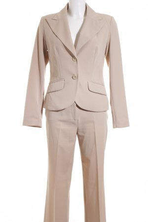Laura Scott Hosenanzug hellbeige Business-Look