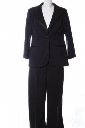 Laura Scott Trouser Suit black business style