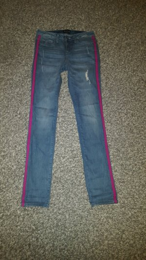 Laura Scott Jeans, Röhre, schöne Waschung