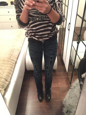 Laura Scott Jeans Used mit Rissen Größe S