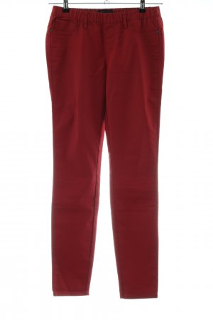 Laura Scott Jeggings rot Casual-Look