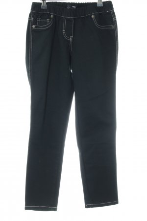 Laura Scott Jeggings nero stile casual