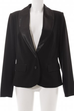 Laura Scott Jerseyblazer schwarz Business-Look
