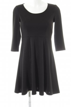 Laura Scott Jerseykleid schwarz Casual-Look