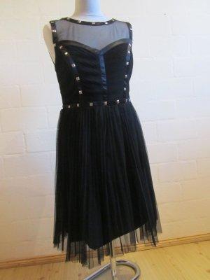 LAURA SCOTT: Schwarzes Kleid, Gr. 40