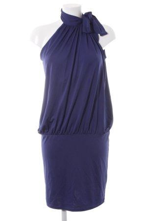 Laura Scott Stretch jurk blauw elegant