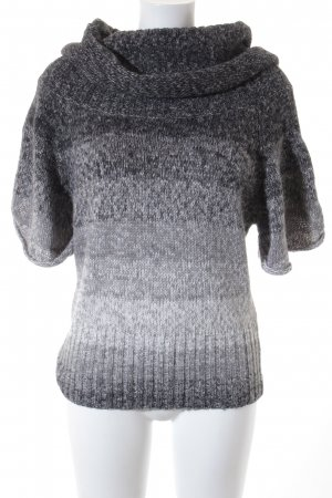 Laura Scott Strickpullover meliert Casual-Look
