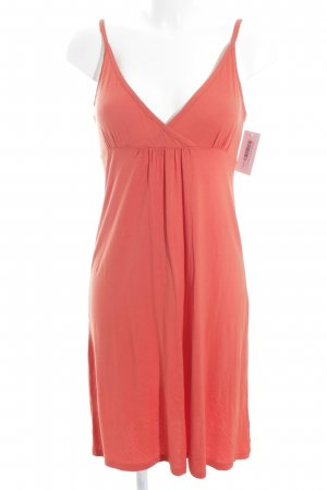 Laura Scott Overgooier donker oranje Beach-look