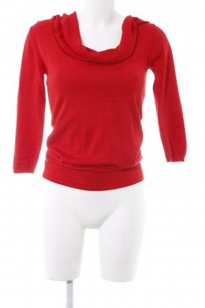 Laura Scott Waterval shirt rood