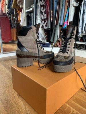 Laureate Desert Boots mit Platau von Louis Vuitton
