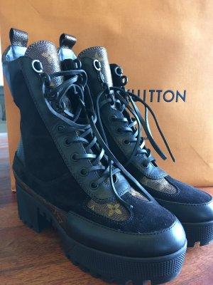 LAUREATE DESERTBOOT Louis Vuitton Boots neu unbenutzt mit Karton