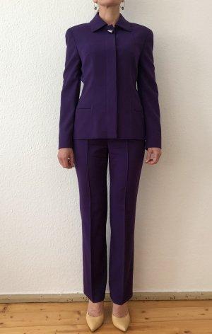 Laurèl Costume business violet foncé